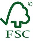 Logotip de certificació FSC